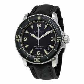 Blancpain 5015-1130-52B Fifty Fathoms Mens Automatic Watch