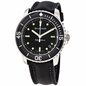 Blancpain 5015E 1130 B52A Fifty Fathoms Limited Edition Mens Automatic Watch