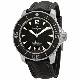 Blancpain 5050-12B30-B52A Fifty Fathoms Mens Automatic Watch