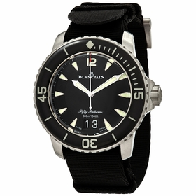 Blancpain 5050 12B30 NABA Fifty Fathoms Mens Automatic Watch