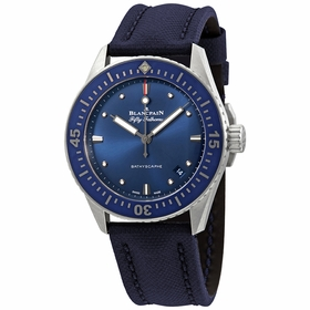 Blancpain 5100-1140-O52A Automatic Watch