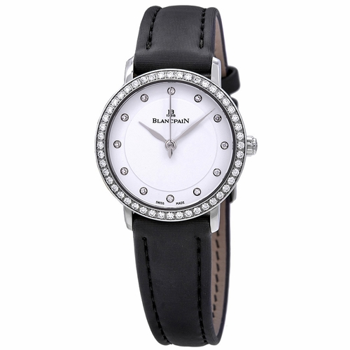 Blancpain 6102-4628-95A Ultraplate Ladies Automatic Watch