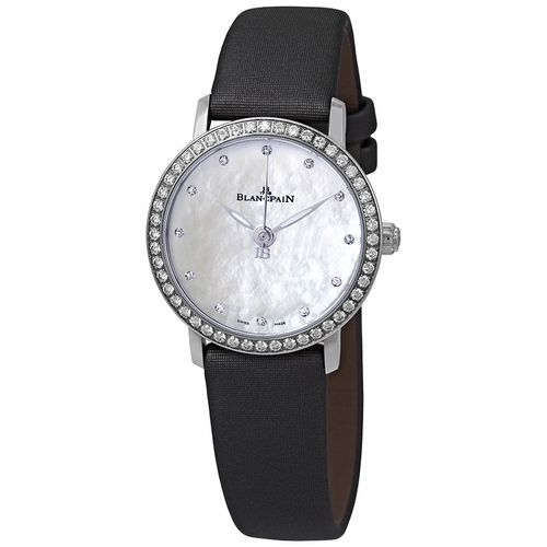Blancpain 6102-4654-95A Ultraplate Ladies Automatic Watch