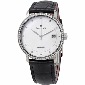 Blancpain 6223-1987-55B Villeret Mens Automatic Watch