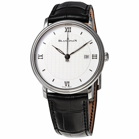 Blancpain 6651-1143-55B Villeret Mens Automatic Watch