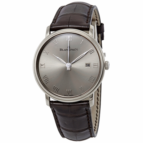 Blancpain 6651-1504-55B Villeret Mens Automatic Watch