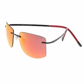 Breed 041BK Aero Mens  Sunglasses