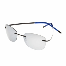Breed 043BK Adhara Mens  Sunglasses