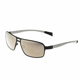 Breed BSG003BK Meridian Unisex  Sunglasses