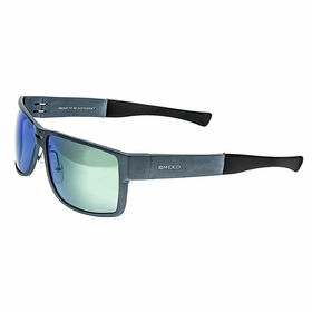 Breed BSG010BL Stratus Unisex  Sunglasses