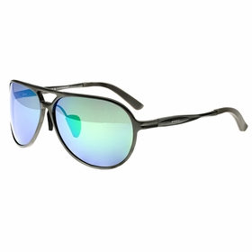 Breed BSG011GM Earhart Unisex  Sunglasses