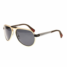 Breed BSG028GD Octans Unisex  Sunglasses