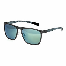 Breed BSG031GM Capricorn Unisex  Sunglasses