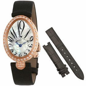 Breguet 8928BR/5W/844.DD0D Reine de Naples Ladies Automatic Watch