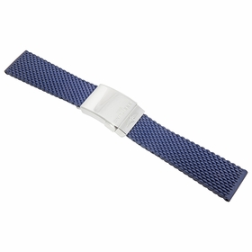 Breitling 24/20MM Blue Aero Classic Strap 276S-A20D.2