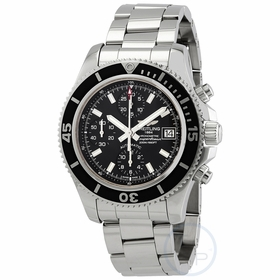 Breitling A13311C91B1A1 Superocean Mens Chronograph Automatic Watch