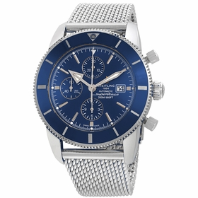Breitling A1331216-C963-152A Superocean Heritage II Mens Chronograph Automatic Watch