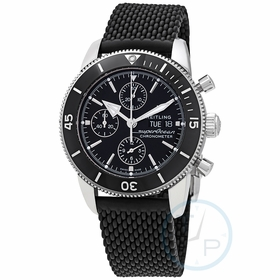 Breitling A13313121B1S1 Superocean Heritage II Mens Chronograph Automatic Watch