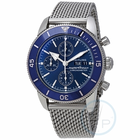 Breitling A13313161C1A1 Superocean Heritage II Mens Chronograph Automatic Watch
