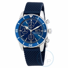 Breitling A13313161C1S1 Superocean Heritage II Mens Chronograph Automatic Watch
