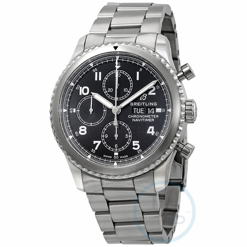 Breitling A13314101B1A1 Navitimer 8 Mens Chronograph Automatic Watch