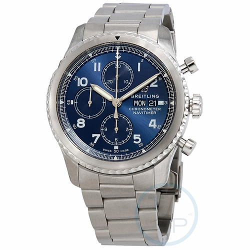 Breitling A13314101C1A1 Navitimer 8 Mens Chronograph Automatic Watch