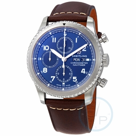 Breitling A13314101C1X2 Navitimer 8 Mens Chronograph Automatic Watch