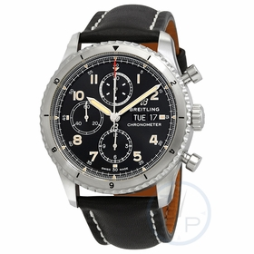 Breitling A13316101B1X1 Aviator 8 Mens Chronograph Automatic Watch