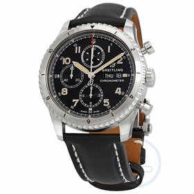 Breitling A13316101B1X2 Aviator 8 Mens Chronograph Automatic Watch