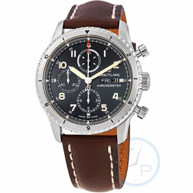 Breitling A13316101B1X3 Aviator 8 Mens Chronograph Automatic Watch