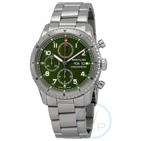 Breitling A133161A1L1A1 Aviator 8 Mens Chronograph Automatic Watch