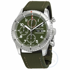 Breitling A133161A1L1X2 Aviator 8 Mens Chronograph Automatic Watch