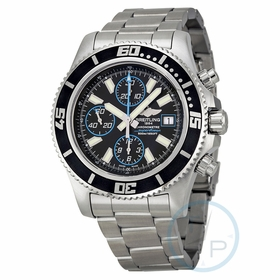 Breitling A1334102/BA83 SuperOcean Chronograph II Mens Chronograph Automatic Watch