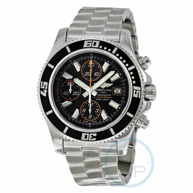 Breitling A1334102-BA85-162A Superocean Chronograph II Mens Chronograph Automatic Watch