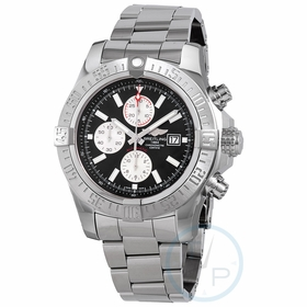 Breitling A13371111B1A1 Super Avenger II Mens Chronograph Automatic Watch