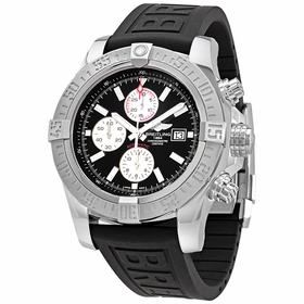 Breitling A13371111B1S1 Super Avenger II Mens Chronograph Automatic Watch
