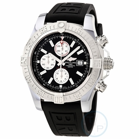 Breitling A13371111B1S2 Super Avenger II Mens Chronograph Automatic Watch