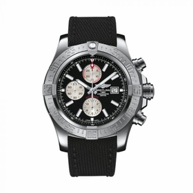 Breitling A13371111B1W1 Super Avenger II Mens Chronograph Automatic Watch