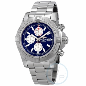 Breitling A13371111C1A1 Super Avenger II Mens Chronograph Automatic Watch
