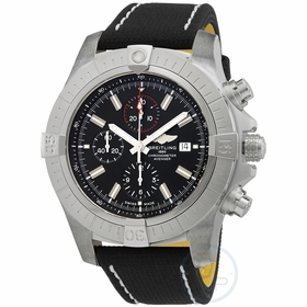 Breitling A13375101B1X1 Super Avenger Mens Chronograph Automatic Watch