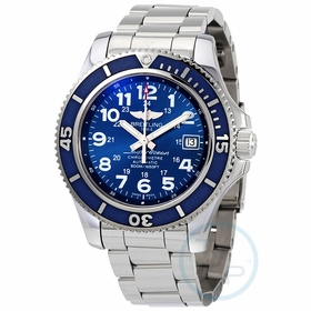 Breitling A17365D11C1A1 Superocean II Mens Automatic Watch