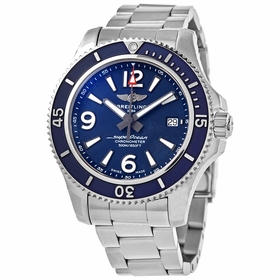 Breitling A17366D81C1A1 Superocean Mens Automatic Watch