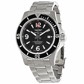 Breitling A17367D71B1A1 Superocean 44 Mens Automatic Watch