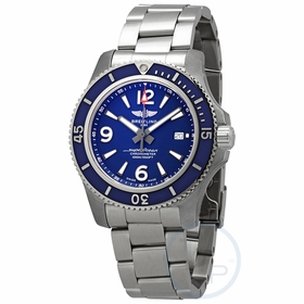 Breitling A17367D81C1A1 Superocean 44 Mens Automatic Watch