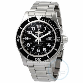 Breitling A17392D71B1A1 Superocean II Mens Automatic Watch