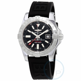 Breitling A32390111B1S2 Avenger II GMT Mens Automatic Watch