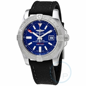 Breitling A32390111C1W1 Avenger II GMT Mens Automatic Watch