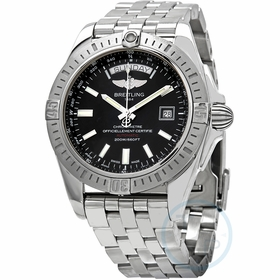 Breitling A453201A/BG10-375A Galactic 44 Day & Date Mens Automatic Watch