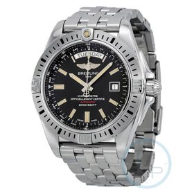 Breitling A45320B9-BD42-375A Galactic 44 Mens Automatic Watch