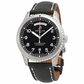 Breitling A45330101B1X2 Aviator 8 Mens Automatic Watch